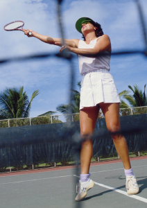 tennis and podiatry