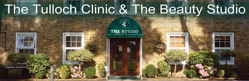 Tulloch Clinic & Beauty Studio Retina Logo